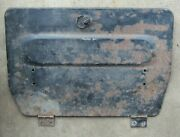 Sunbeam Alpine V / Tiger Access Door Panel Battery Cover Plate W/ Latch And Hinges