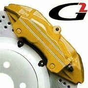 Gold G2 Usa Brake Caliper Paint System Free Shipping Ships In 24 Hours