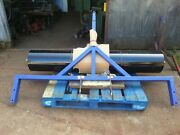 Farm Field Roller Tractor Towing Paddock Ground Arena Ballast 5 Ft.16 Dia.