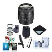 Sony 35mm F/1.4 G-series Lens For Alpha A Cameras W/free Accessory Package