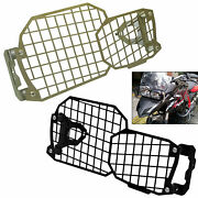 Front Headlight Grill Cover Gaurd Protector For Bmw F800gs Adv K72 K75 2008-2017