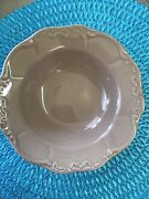 Cafe By Casa Cristina Soup/cereal Bowls 8.5andrdquo Set Of 4 Discontinued 2007-2008