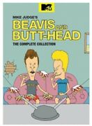 Beavis And Butt-head The Complete Collection [new Dvd] Boxed Set Full Frame
