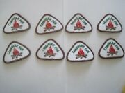 Girl Scout Patch Campfire Fun Patches Lot 8