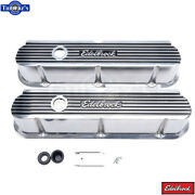 Elite Ii Valve Covers For Ford 289/302/351w Except Boss