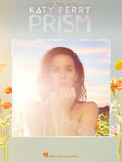 Katy Perry - Prism Katy Perry Piano/vocal/guitar Artist Songbook P/v/g