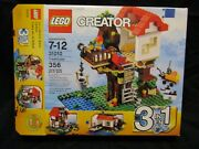 Treehouse 31010 Lego Creator 3-in-1 Complete - Retired