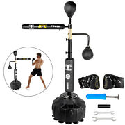 Boxing Spinning Bar Punch Stand Freestanding Adjustable Reflex Speed Training