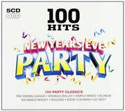 Various Artists - 100 Hits New Years Eve Party - Various Artists Cd 4qvg The