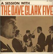 Dave Clark Five A Session With - Red Vinyl Vinyl Lp Album Record Japanese