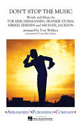 Don't Stop The Music Rihanna Arrangers' Publ Marching Band Score And Parts