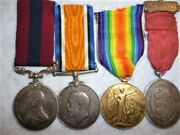 Ww1 Distinguished Conduct Medal Group Of 4 To Seaforth Highlanders Kia