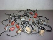 Lot Of 20 Used Ignition Coils For 1970's And 1980's Vintage Japanese Motorcycles