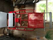 Go Kart Frame, Brand New Parts, New Axle And Wheels Etc. Great Frame