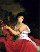 High Quality Oil Painting 100 Handpainted On Canvas A Mistress Of Napoleon I