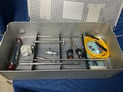 Richard Wolf Morcellator Tray. Hand Held Generator Trocars Sleeves And More