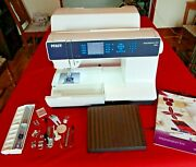 Pfaff Expression 3.5 Electronic Sewing Machine Mint Condition