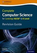 Complete Computer Science For Cambridge Igcse Page Waters Paperback..