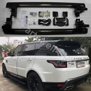 Deployable Electric Running Board Side Steps Fit For Range Rover Sport 2018