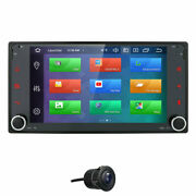 7and039and039 Android 9.0 4g Wifi Double 2din Car Radio Stereo Gps Navi 64gb For Toyota