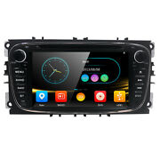 Car Stereo Dvd Gps Player Ea 7 Hd Touch Screen Bt Mp3/usb/radio For Ford