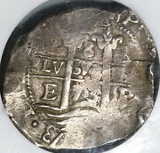 1673 Ngc Vf 30 Bolivia Cob 8 Reales Spain Pirate Silver 3 Dates Coin 20071102c