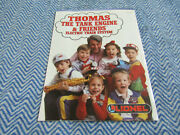 1994 Lionel Thomas The Tank Engine And Friends Electric Train System Brochure