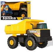 Tonka - Steel Classics - Mighty Dump Truck Ages 3 And Up