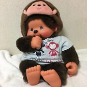 Monchhichi Plush Toy Doll Extra Large 50 Cm Seven-eleven