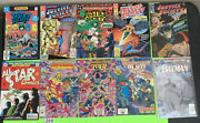 Vintage Sc Comics Lot Of 19 Justice Society Of America And Armageddon 1991-1999