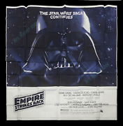 Star Wars The Empire Strikes Back 1980 6-sheet Movie Poster Spectacular N-mint