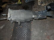1991 Corvette Zf 6-speed Transmission W/shifter Local Stuart Pick Up Only