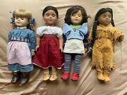 American Girl Dolls Kaya Amazing Condition - Can Sell All 4 In Package Deal 2000