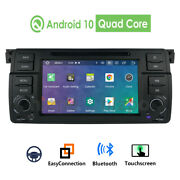 Android 10.0 Car Stereo For Bmw E46 M3 3er Rover 75 Mg Zt Navi Carplay Wifi Sale