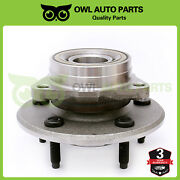 Front Wheel Bearing And Hub For 1997 1998 1999 2000 Ford F-150 -12mm 4wd No Abs