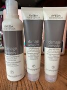 Brand New Damage Remedy Restructing Shampoo And 2 Bottle Daily Hair Repair