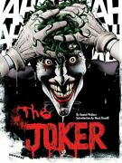 The Joker A Visual History Of The Clown Of Crime By Hamill, Mark Book