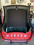 2000 Porsche 911 Red Removable Hardtop With Stand