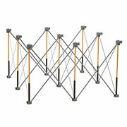Bora Centipede 4ft X 4ft 9-strut Work Table Includes 4 X-cups 4 Quick Clamps