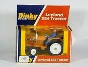 Dinky Toys Gb N°308 Leyland 384 Tractor New In Box