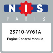 23710-vy61a Nissan Engine Control Module 23710vy61a New Genuine Oem Part