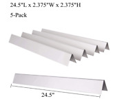 5p-stainless Steel Flavorizer Bars Bbq Gas Grill Parts For Weber Genesis