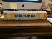 Csx Multi-max Auto Carrier By Mainline Models' Desk-top Model New In Box Cttx