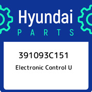 391093c151 Hyundai Electronic Control U 391093c151 New Genuine Oem Part