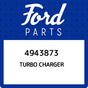 4943873 Ford Turbo Charger 4943873 New Genuine Oem Part