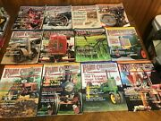 Farm Collector Magazine Lot Of 12 Complete Year 2002 Vintage Tractor Antique