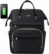 Laptop Backpack For Women Fashion Travel Bags Business Computer Purse Work Bag W
