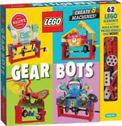 Klutz Lego Gear Bots By Editors Of Klutz English Novelty Book Free Shipping