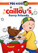 Caillou's🐱furry Friends🐶[region1 Dvd-2014] Wscrpbs Kidseuccombshipbuy3get1