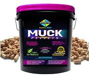 Pond And Lake Muck Remover Pellets Sludge Reducer Bacteria Enzymes Probiotics